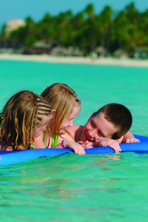 1 - Kids on Floats